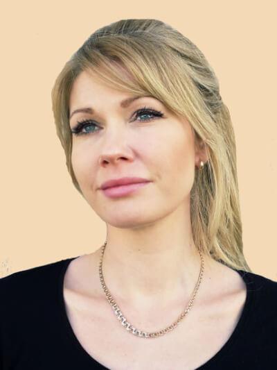 Marknadsansvarig Johanna Roxberger | Veritaskliniken