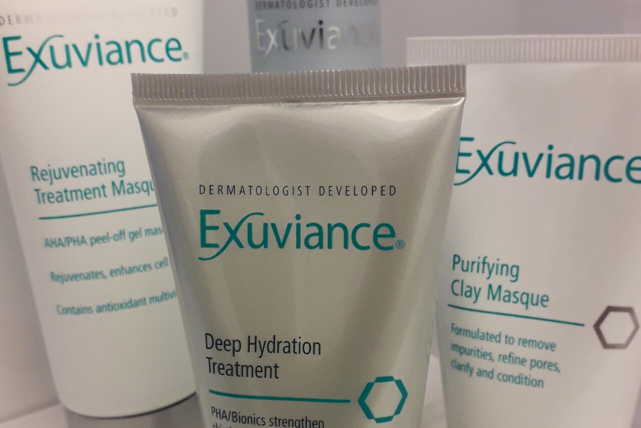 Exuviance Ansiktsmaske Rea