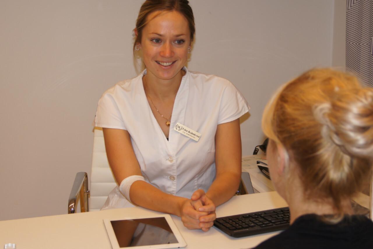 Vi hjälper dig att hitta rätt ansiktskräm - Veritaskliniken